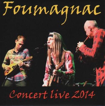 Concert Live Foumagnac 2014